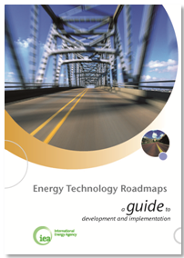 Energy Technology Roadmaps: A Guide to Development and Implementation report cover